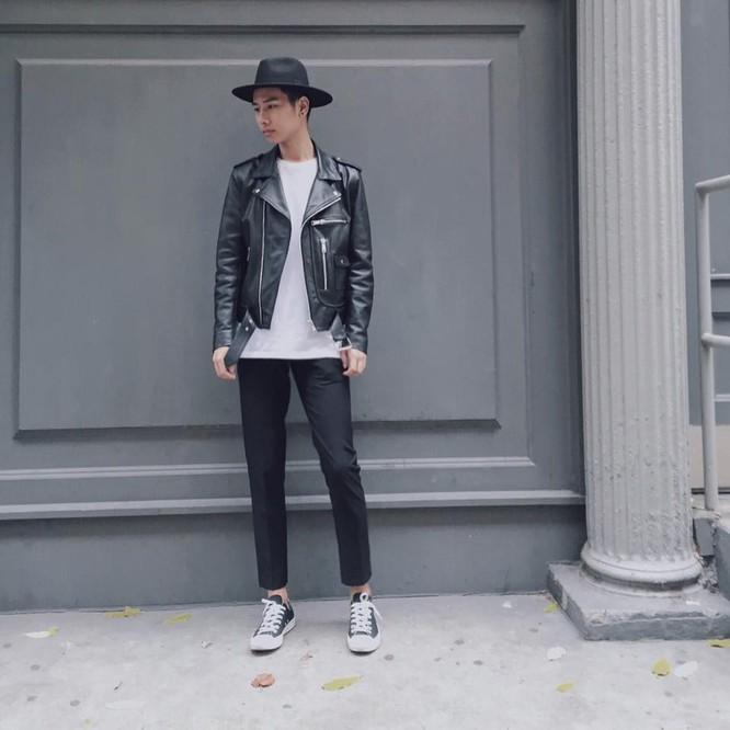 Gặp mẫu nam Việt hiếm hoi bám trụ tại New York ảnh 6