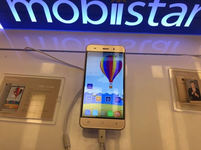 3 smartphone vừa lên kệ tại Việt Nam ảnh 4