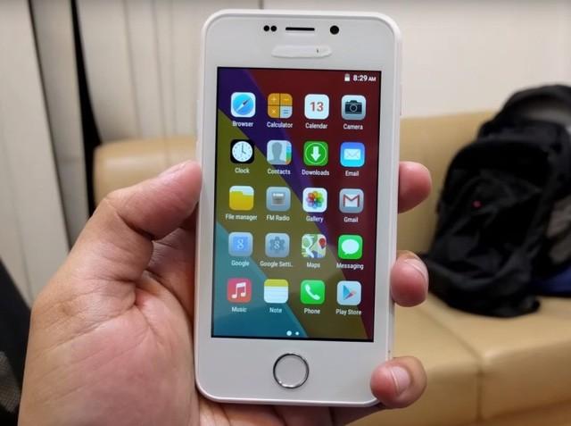 Bộ mặt thật của smartphone Ấn Độ giá 4 USD ảnh 4