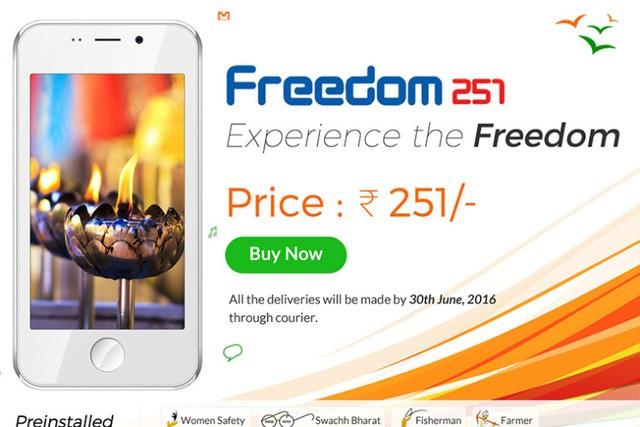Bộ mặt thật của smartphone Ấn Độ giá 4 USD ảnh 3