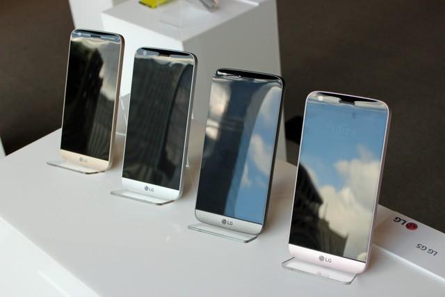 Cận cảnh LG G5: Chuẩn mới của smartphone cao cấp ảnh 1