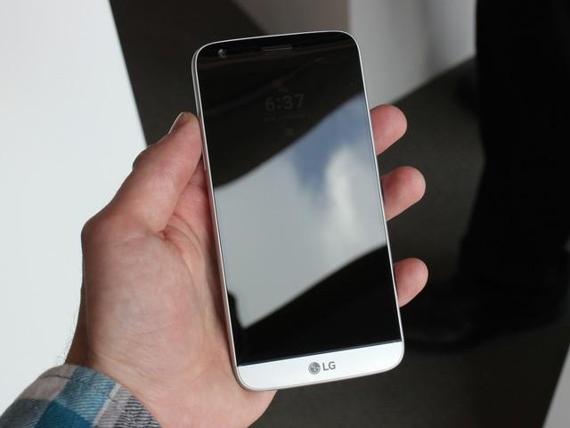 Cận cảnh LG G5: Chuẩn mới của smartphone cao cấp ảnh 3