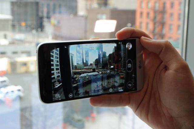 Cận cảnh LG G5: Chuẩn mới của smartphone cao cấp ảnh 18