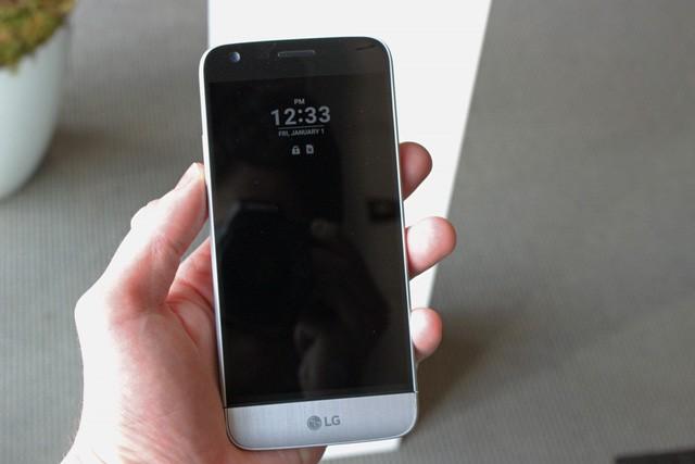 Cận cảnh LG G5: Chuẩn mới của smartphone cao cấp ảnh 9