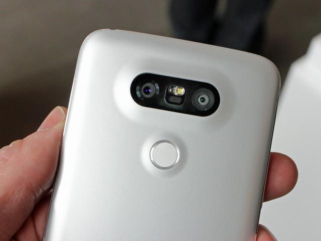 Cận cảnh LG G5: Chuẩn mới của smartphone cao cấp ảnh 15
