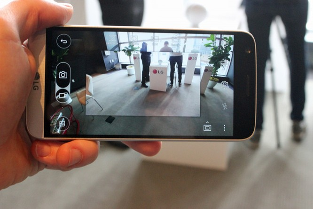 Cận cảnh LG G5: Chuẩn mới của smartphone cao cấp ảnh 16