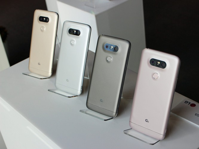 Cận cảnh LG G5: Chuẩn mới của smartphone cao cấp ảnh 2