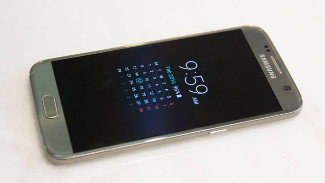 5 điều đáng chú ý về Samsung Galaxy S7 ảnh 3