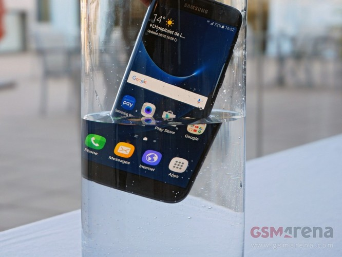 5 điều đáng chú ý về Samsung Galaxy S7 ảnh 1