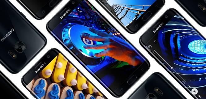 5 điều đáng chú ý về Samsung Galaxy S7 ảnh 4