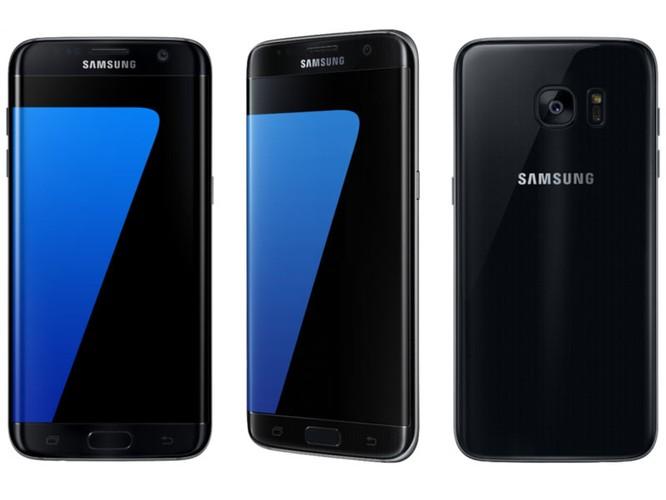 Cận cảnh từng chi tiết của Samsung Galaxy S7 Edge ảnh 2