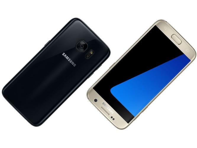 Cận cảnh từng chi tiết của Samsung Galaxy S7 Edge ảnh 3