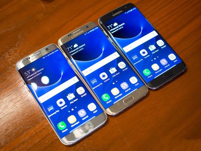Cận cảnh từng chi tiết của Samsung Galaxy S7 Edge ảnh 6
