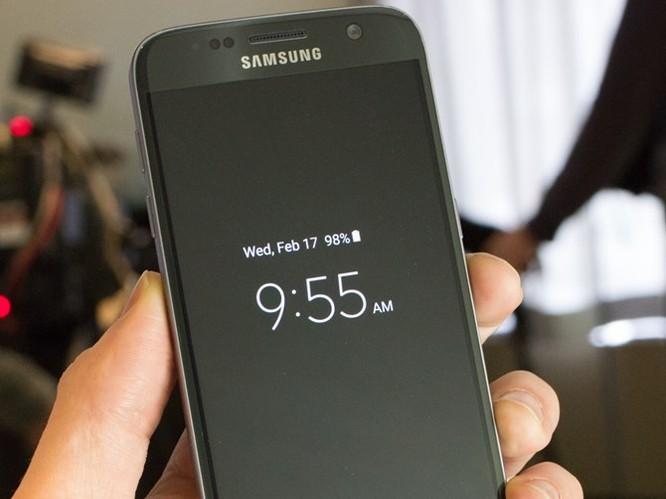 10 điều thú vị trên Galaxy S7 mà iPhone không có ảnh 7