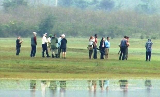 'Kong: Skull Island' thực hiện cảnh đấu súng trên phim trường Yên Phú - ảnh 13