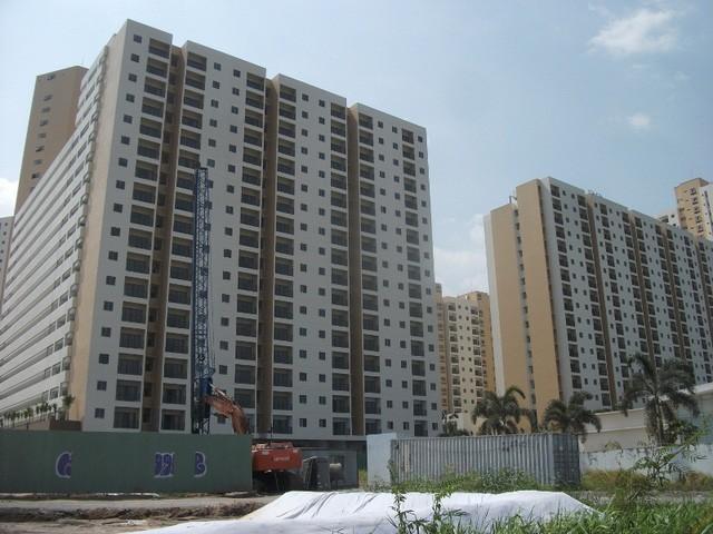 Cận cảnh khu tái định cư đồ sộ và sang trọng bậc nhất TPHCM ảnh 4