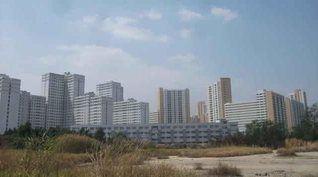 Cận cảnh khu tái định cư đồ sộ và sang trọng bậc nhất TPHCM ảnh 2