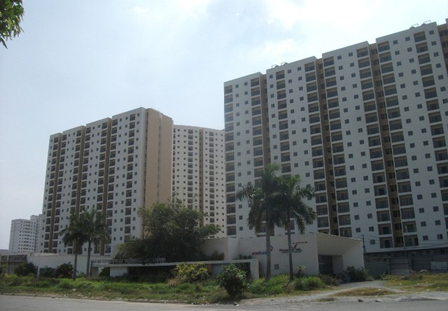 Cận cảnh khu tái định cư đồ sộ và sang trọng bậc nhất TPHCM ảnh 6