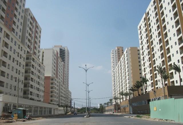 Cận cảnh khu tái định cư đồ sộ và sang trọng bậc nhất TPHCM ảnh 12