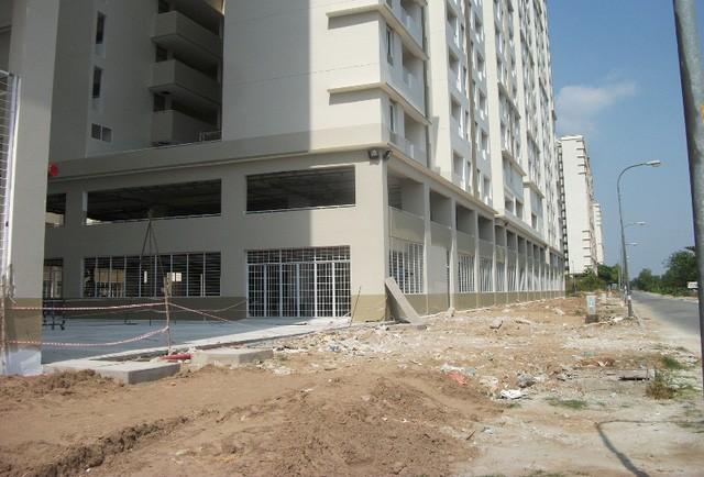 Cận cảnh khu tái định cư đồ sộ và sang trọng bậc nhất TPHCM ảnh 8