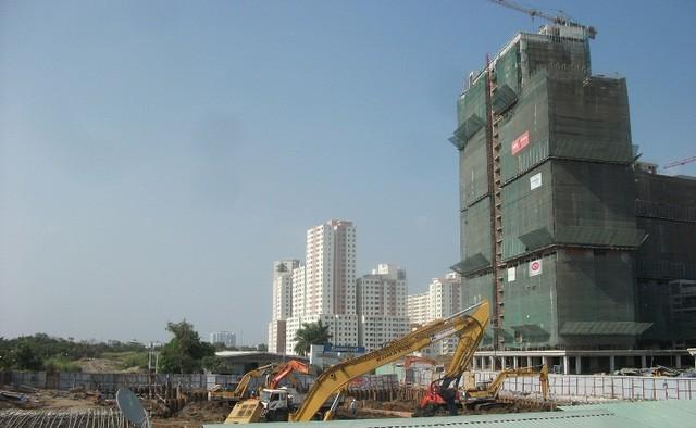 Cận cảnh khu tái định cư đồ sộ và sang trọng bậc nhất TPHCM ảnh 14