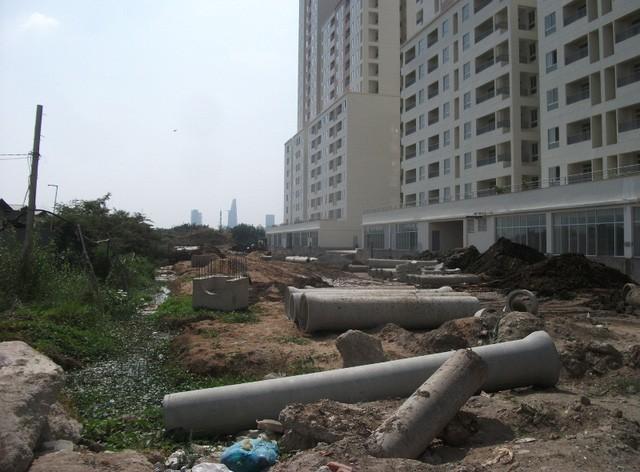 Cận cảnh khu tái định cư đồ sộ và sang trọng bậc nhất TPHCM ảnh 13