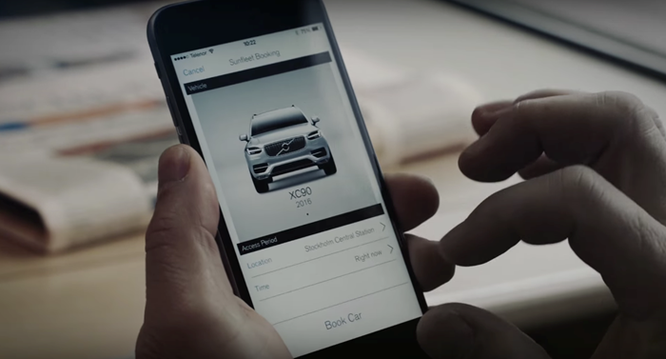 Biến xe hơi thành 'phụ kiện' của smartphone - ảnh 5