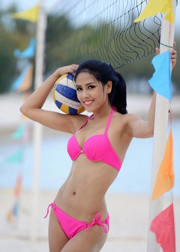 4 người đẹp Việt giảm cân kỷ lục để thi Hoa hậu ảnh 6
