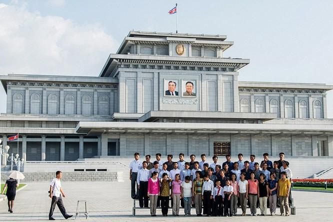 Ngắm kiến trúc hoành tráng và hoa lệ của Triều Tiên ảnh 1
