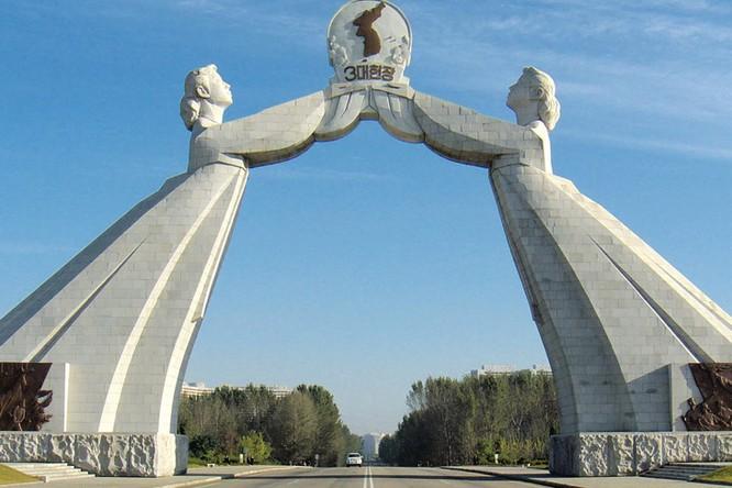 Ngắm kiến trúc hoành tráng và hoa lệ của Triều Tiên ảnh 3