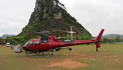 Máy bay rơi ở phim trường King Kong 2 ảnh 2