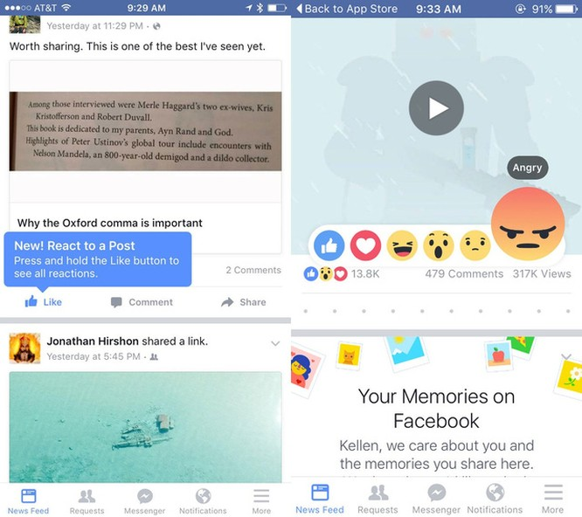 Cách kích hoạt biểu tượng cảm xúc mới trên Facebook ảnh 2