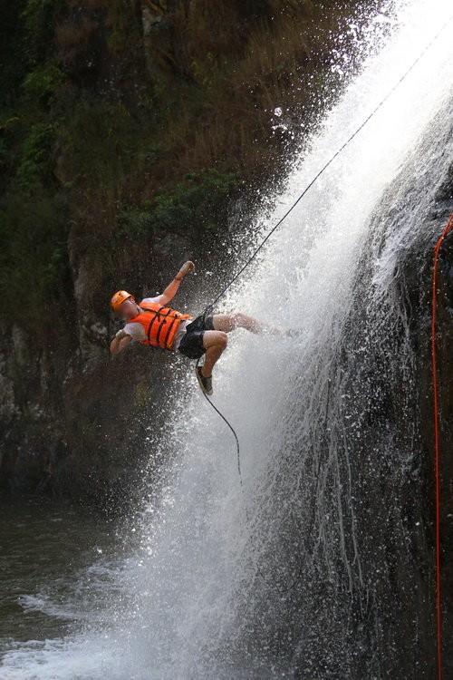 3 du khách nước ngoài tử nạn tại thác Datanla, Đà Lạt ảnh 1