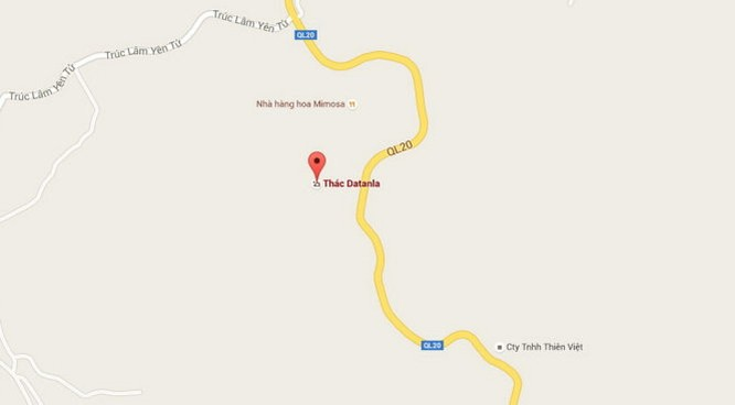3 du khách nước ngoài tử nạn tại thác Datanla, Đà Lạt ảnh 2