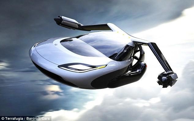 Video: Sắp ra mắt ôtô bay giá hơn 5 tỷ đồng ảnh 1