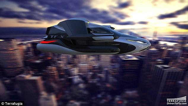 Video: Sắp ra mắt ôtô bay giá hơn 5 tỷ đồng ảnh 3