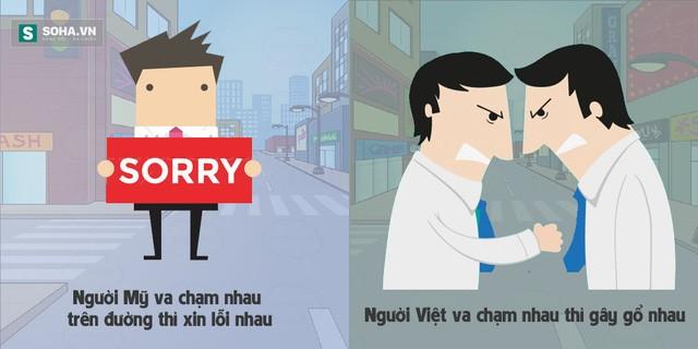 26 so sánh cười ra nước mắt giữa người Việt và người Mỹ ảnh 13
