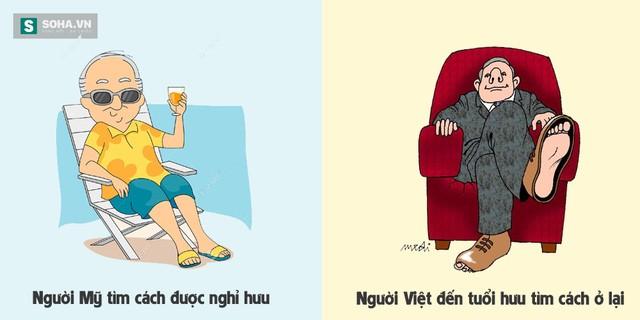 26 so sánh cười ra nước mắt giữa người Việt và người Mỹ ảnh 18