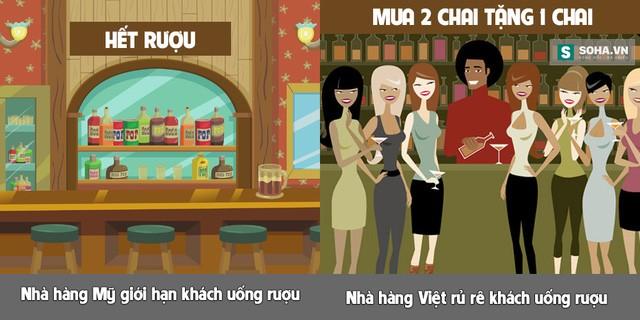 26 so sánh cười ra nước mắt giữa người Việt và người Mỹ ảnh 26