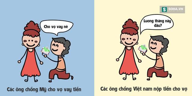 26 so sánh cười ra nước mắt giữa người Việt và người Mỹ ảnh 24