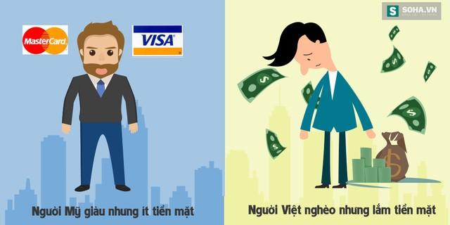26 so sánh cười ra nước mắt giữa người Việt và người Mỹ ảnh 1