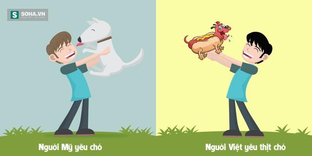 26 so sánh cười ra nước mắt giữa người Việt và người Mỹ ảnh 2