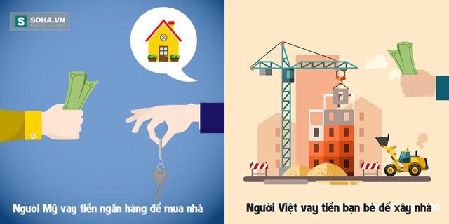 26 so sánh cười ra nước mắt giữa người Việt và người Mỹ ảnh 3