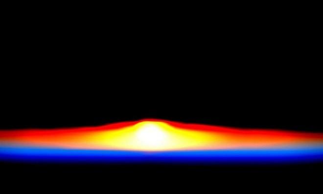 TP. Hồ Chí Minh lung linh nhìn từ vũ trụ ảnh 7