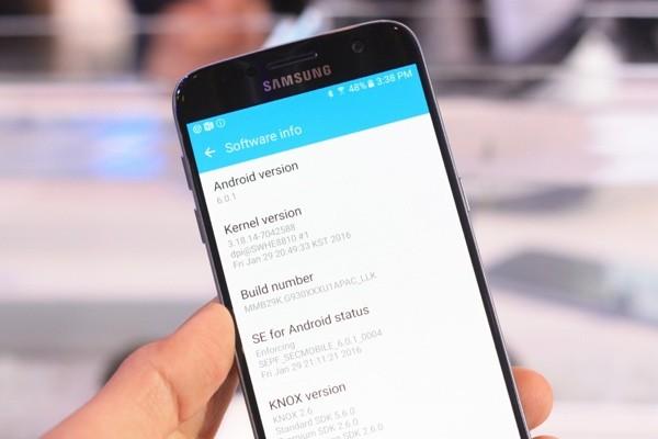 Samsung chính thức ra mắt Galaxy S7, S7 Edge tại Việt Nam ảnh 10