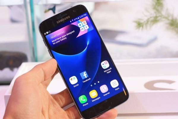 Samsung chính thức ra mắt Galaxy S7, S7 Edge tại Việt Nam ảnh 11