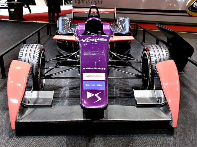 "Những mẫu xe cực ""dị"" tại Geneva Motor Show 2016 ảnh 9"