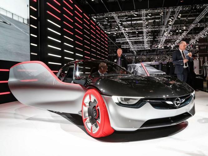 "Những mẫu xe cực ""dị"" tại Geneva Motor Show 2016 ảnh 10"