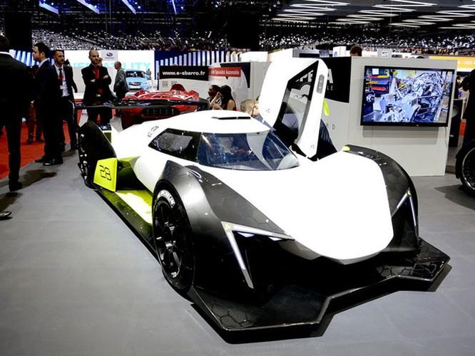 "Những mẫu xe cực ""dị"" tại Geneva Motor Show 2016 ảnh 15"