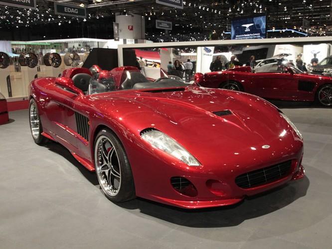 "Những mẫu xe cực ""dị"" tại Geneva Motor Show 2016 ảnh 18"